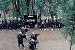 Bên trong trại huấn luyện của IS