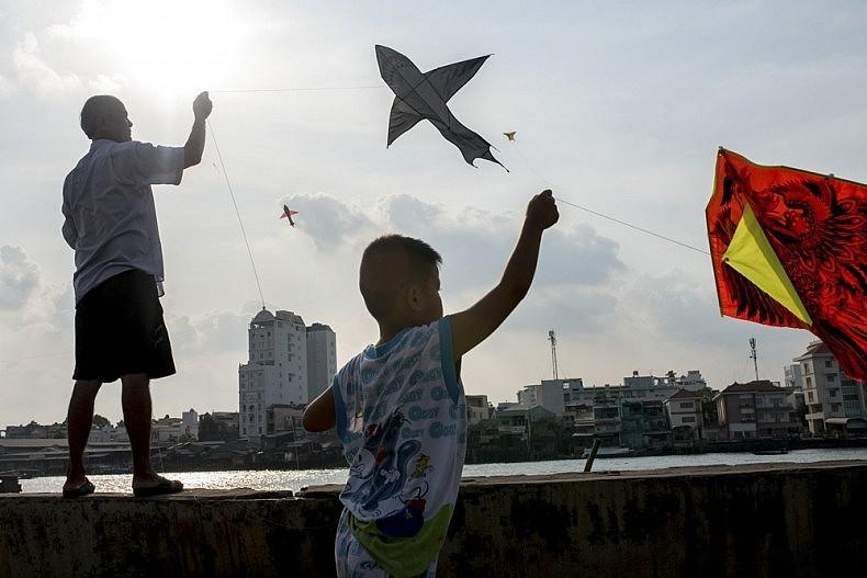Kỳ lạ làng chài 'biệt tăm cá' ở VN