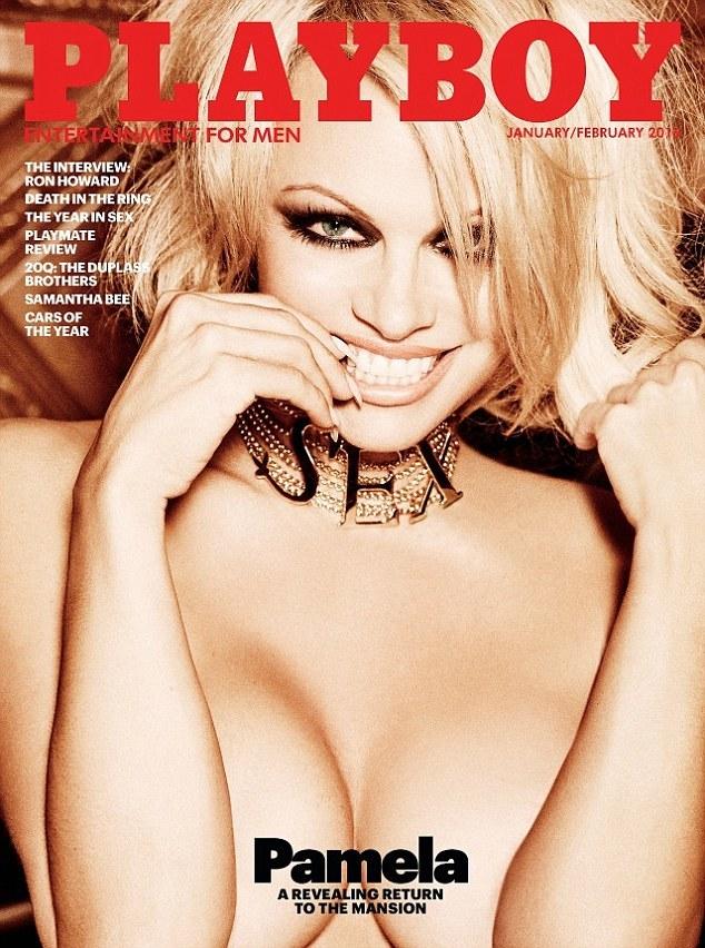 Tiết lộ người đẹp cuối cùng khỏa thân trên tạp chí Playboy