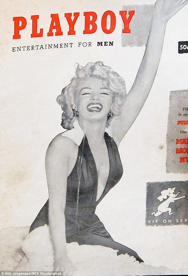 tạp chí Playboy, người mẫu cuối cùng khỏa thân