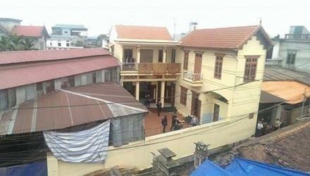 Triệu tập nghi phạm thứ 2 vụ sát hại cả nhà ở Thạch Thất