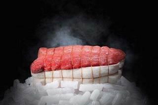 Bỏ gần trăm triệu mua miếng thịt trữ đông 15 năm
