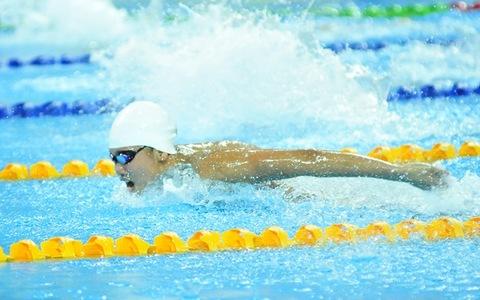 Ánh Viên phá kỷ lục SEA Games cự ly 200m bơi hỗn hợp