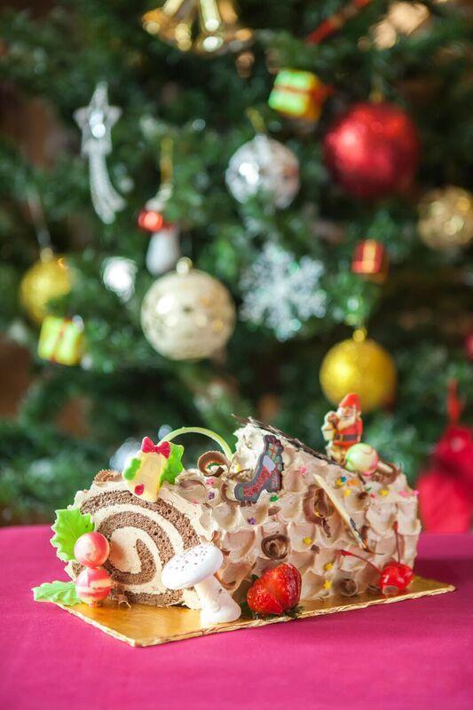 Ngắm những món bánh sang chảnh mùa Giáng sinh 2015
