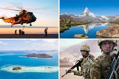 Những nơi an toàn nhất nếu thế chiến bùng phát
