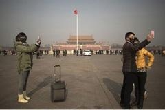 Ô nhiễm khói bụi ở Bắc Kinh lên báo động đỏ