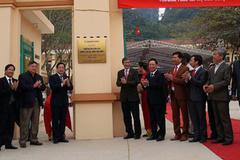Thêm hai trường THCS được xây mới