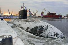 Nga đưa tàu ngầm 'hố đen' đến Syria