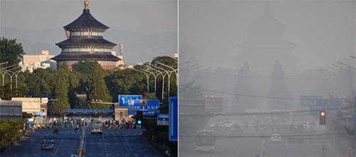 Thế giới 24h: Bắc Kinh bất ngờ báo động đỏ