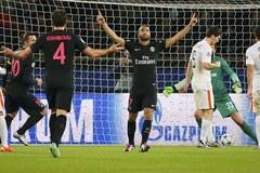 Highlights Champions League: PSG 2-0 Shakhtar Donetsk