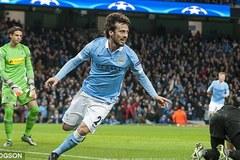 Highlights Champions League: Man City 4-2 M'ladbach