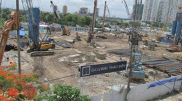 Kiểm tra dự án Gateway Thảo Điền của Công ty Sơn Kim