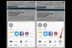 Apple thêm tính năng mới cho iPhone trong iOS 9.2