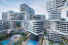 """Mê mẩn nội thất của căn hộ ở khu chung cư đạt giải """"Công trình đẹp nhất thế giới"""""""