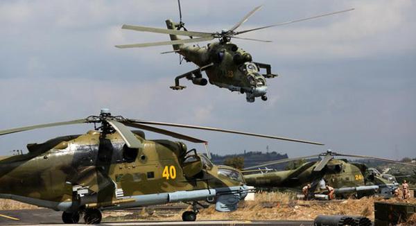 Nga, Moscow, Thổ Nhĩ Kỳ, bắn hạ máy bay, trực thăng tấn công, Syria