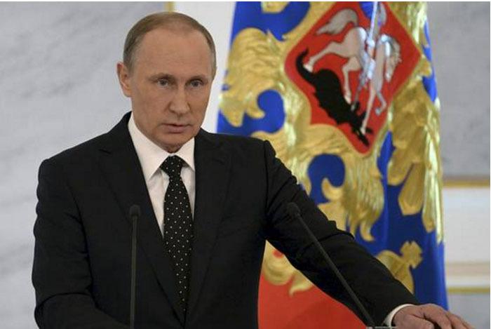 Chân dung phức tạp '3 trong 1' của Putin