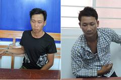 Bắt nóng 2 đối tượng nghi cướp hiếp nữ công nhân