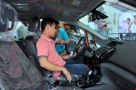 Người Việt tiêu thụ ôtô nhiều nhất lịch sử