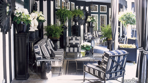 trang trí nhà, nhà đẹp, nội thất, trang trí nhà với 2 màu đen trắng, mô hình đồ họa