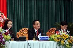 Nguyên Bí thư Đà Nẵng nhận tin nhắn phản hồi giữa họp HĐND