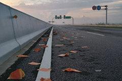 Hoảng sợ lái xe 120 km/h trên cao tốc Hà Nội - Hải Phòng