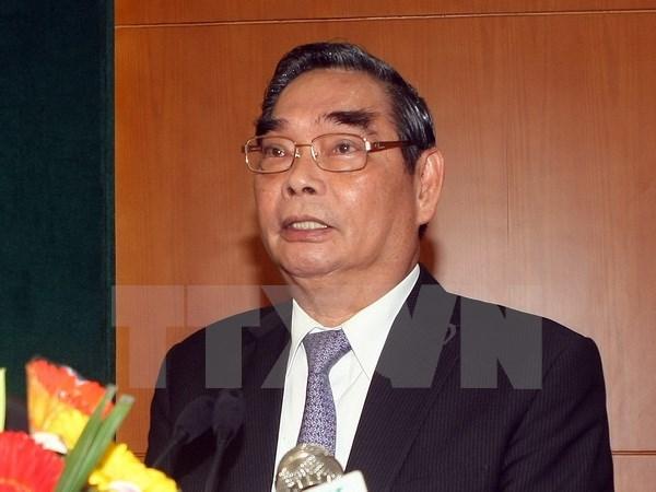 Bộ Chính trị chỉ thị xử lý vụ án tham nhũng