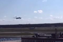 Màn hạ cánh 'rụng tim' của phi cơ Airbus A330