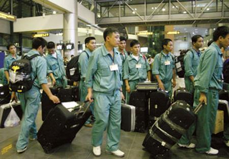 Cơ hội cho lao động trái phép ở Hàn Quốc về nước