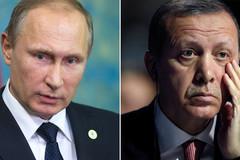 Báo chí Thổ vừa 'đánh' Putin vừa 'run'