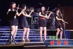 Nhan sắc diễm lệ của ban nhạc nữ nổi tiếng Triều Tiên