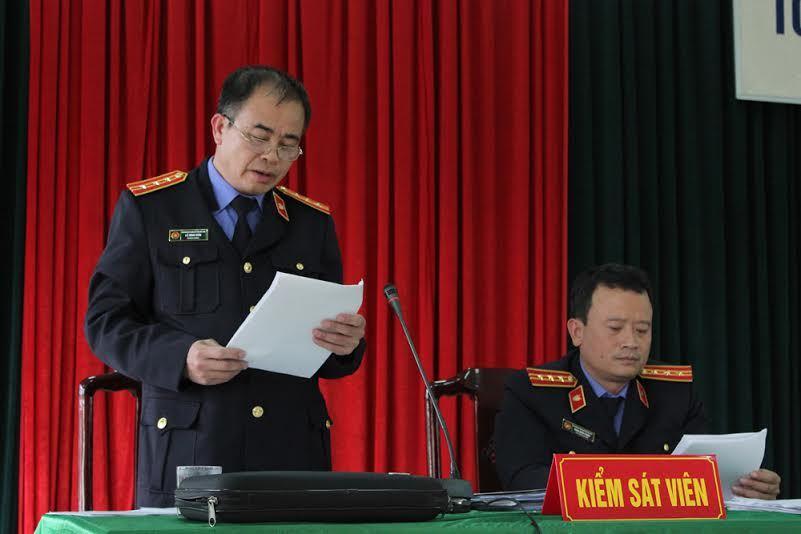 Đề nghị 6 án tử hình vụ Tàng Keangnam