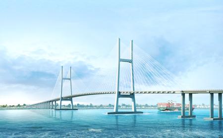 7.500 tỷ đồng xây cầu Mỹ Thuận 2