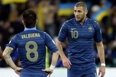 Benzema bị tuyển Pháp loại vô thời hạn