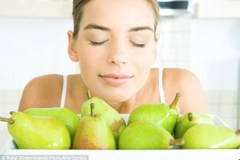 Muốn thon thả, khỏe mạnh: Hãy ăn lê mỗi ngày