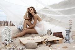 """Quán quân Next Top Model """"sa lưới"""" tình của Khedira"""