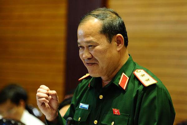 Thăng hàm Thượng tướng 2 Thứ trưởng Quốc phòng
