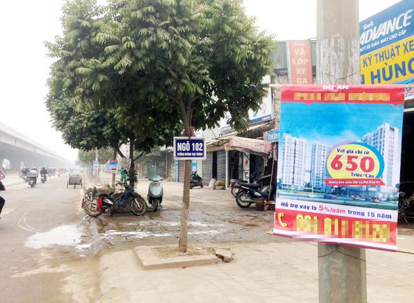 500 triệu mua nhà Hà Nội: Toàn quảng cáo láo