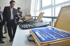 Cử 5 người kiểm tra mở ngành 'bác sĩ Kinh Công'