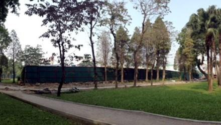 Miễn phí vào công viên Thống Nhất, Bách Thảo