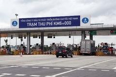 Cấm cửa xe trốn phí trên cao tốc dài nhất VN