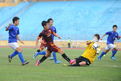 Công Phượng mờ nhạt, U23 VN thua đậm đội hạng 4 Nhật Bản