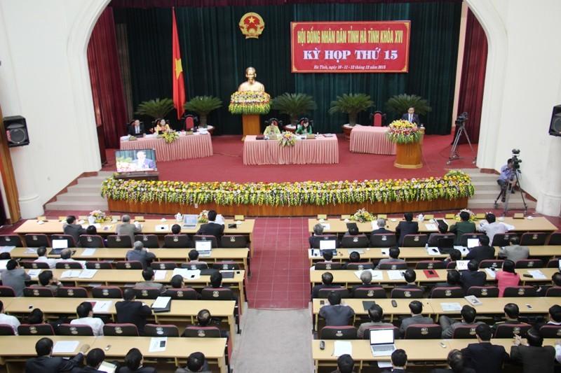 Hà Tĩnh khuyết Phó bí thư, Phó chủ tịch thường trực tỉnh