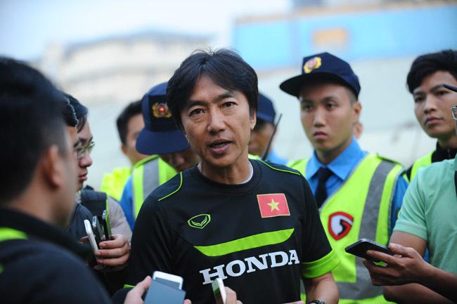 HLV Miura: 'U23 Việt Nam thua đậm là một tín hiệu tốt'