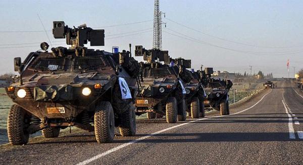 Nga gọi Iraq bàn chuyện Thổ điều quân