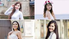 10 nữ du học sinh đẹp nhất 2015