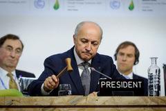 Hội nghị COP21 thông qua văn bản chống biến đổi khí hậu toàn cầu