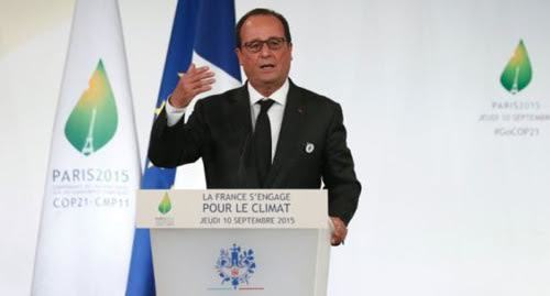 COP, biến đổi khí hậu, Paris,