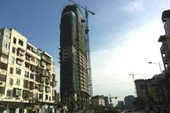 Xây vượt gấp đôi số tầng, Thăng Long Yên Hòa vẫn chưa bị xử lý