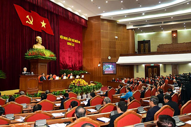 đề cử nhân sự Bộ Chính trị, Ban chấp hành trung ương khóa 12, hội nghị trung ương 13