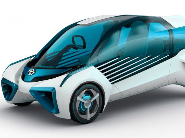 12 công nghệ xe hơi ấn tượng nhất năm 2015